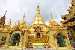 Sule Pagode, Yangon, Myanmar Stockfoto