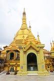 Sule Pagode, Yangon, Myanmar Lizenzfreie Stockfotografie