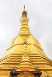 Sule Pagode, Yangon, Myanmar Lizenzfreie Stockbilder