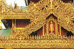 Sule Pagode, Yangon, Myanmar Stockbild