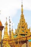 Sule Pagode, Yangon, Myanmar Lizenzfreie Stockfotos
