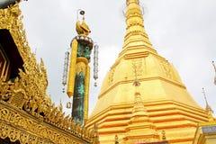 Sule Pagode, Yangon, Myanmar Stockbilder