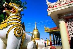 Sule Paya, Bagan,  Myanmar. Stock Photography