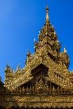 Sule Paya , Yangon in Myanmar (Burmar) Royalty Free Stock Photography
