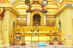 sule yangon pagoda myanmar Стоковая Фотография