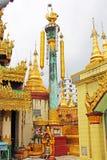 sule yangon pagoda myanmar Стоковое фото RF