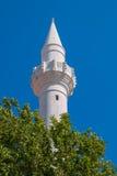 suleiman的清真寺 罗得岛镇,罗得岛,希腊 图库摄影