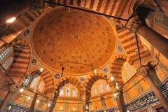 Suleiman för ottomansultan 1 gravvalv/Istanbul-Turkiet Royaltyfria Foton