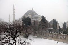 Suleiman Mosque Stock Photos