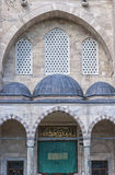 Suleiman Mosque facade Stock Photography