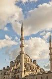 Suleiman Mosque Istanbul Stock Image