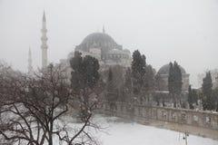 Suleimanie Mosque Stock Image
