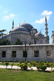 Suleimanie Mosque In Istanbul Royalty Free Stock Images