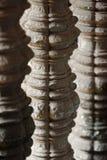 Säulen in Angkor Wat, Kambodscha Lizenzfreies Stockbild