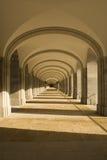 Säulengang Lizenzfreie Stockbilder
