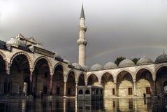 Suleyman Camii Fotografia Stock