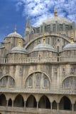 suleyman kalkon för moské Royaltyfri Fotografi