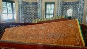 suleyman moskee royalty-vrije stock foto's