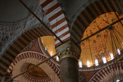 suleyman tomb för s Royaltyfri Fotografi