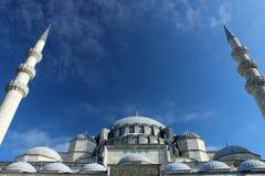 The Suleymanie Mosque Istanbul. Turkey. Stock Photo
