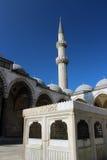 The Suleymanie Mosque Istanbul. Turkey. Royalty Free Stock Photos