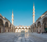 Suleymanie Mosque Royalty Free Stock Images
