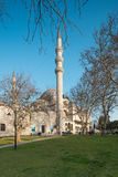 Suleymanie Mosque Royalty Free Stock Photography