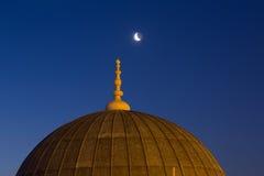 Suleymaniye清真寺圆顶在伊斯坦布尔 库存照片