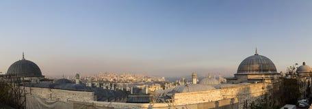 Suleymaniye清真寺, Halic,伊斯坦布尔 库存图片