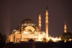 Suleymaniye meczet Obraz Royalty Free