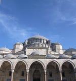 Suleymaniye Moschee Lizenzfreies Stockbild