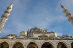 Suleymaniye Moschee, Istanbul Lizenzfreie Stockbilder