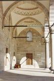 Suleymaniye moské (camiien), Istanbul Arkivfoto