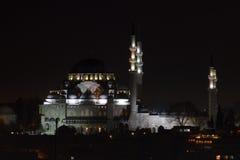 Suleymaniye Mosque Royalty Free Stock Photography