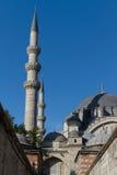Suleymaniye Mosque Royalty Free Stock Images