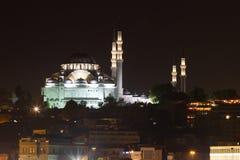 Suleymaniye Mosque Royalty Free Stock Photos