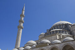 Suleymaniye mosque Royalty Free Stock Photo