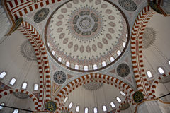 Suleymaniye Mosque Stock Photography