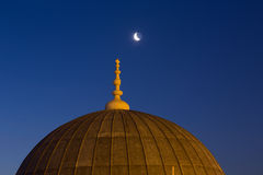 Suleymaniye Mosque dome in Istanbul Stock Photos