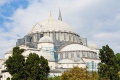 Suleymaniye Mosque, Istanbul Royalty Free Stock Image