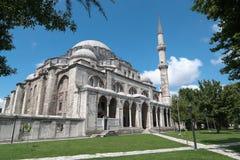 Suleymaniye Mosque in Istanbul Stock Image