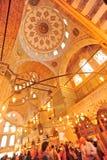 Suleymaniye mosque,Istanbul Royalty Free Stock Photos