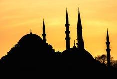 Suleymaniye Mosque,Istanbul Stock Photo
