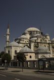 Suleymaniye Mosque in Istanbul Stock Photography