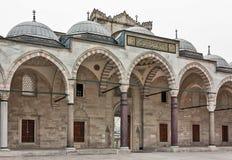 Suleymaniye Mosque, Istanbul Royalty Free Stock Photos
