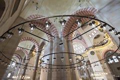 Suleymaniye Mosque, Istanbul, Turkey Royalty Free Stock Photo
