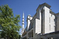 Suleymaniye Mosque, Istanbul, Turkey Royalty Free Stock Image