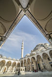 The Suleymaniye Mosque, Istanbul, Turkey Stock Images