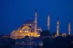 Suleymaniye Mosque Stock Image