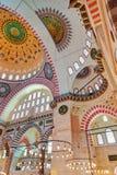 Suleymaniye Mosque in Istanbul Turkey Stock Photos